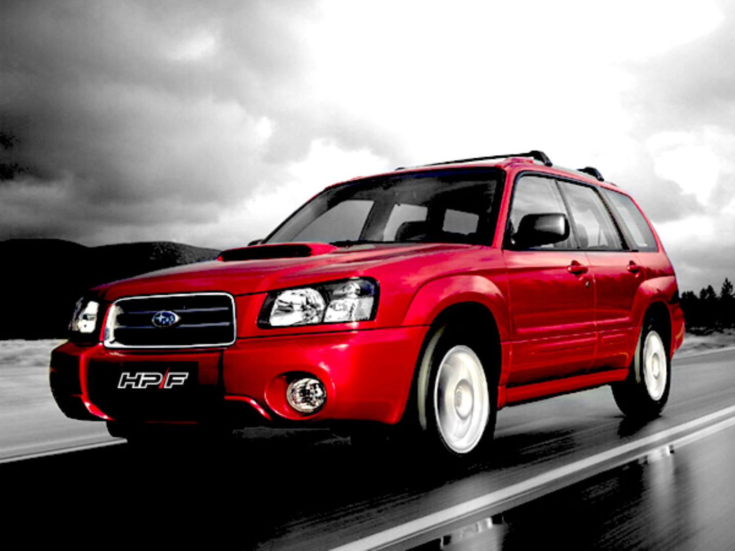 FORESTER XT 04-08 | HPF STAGE 1 | 200KW
