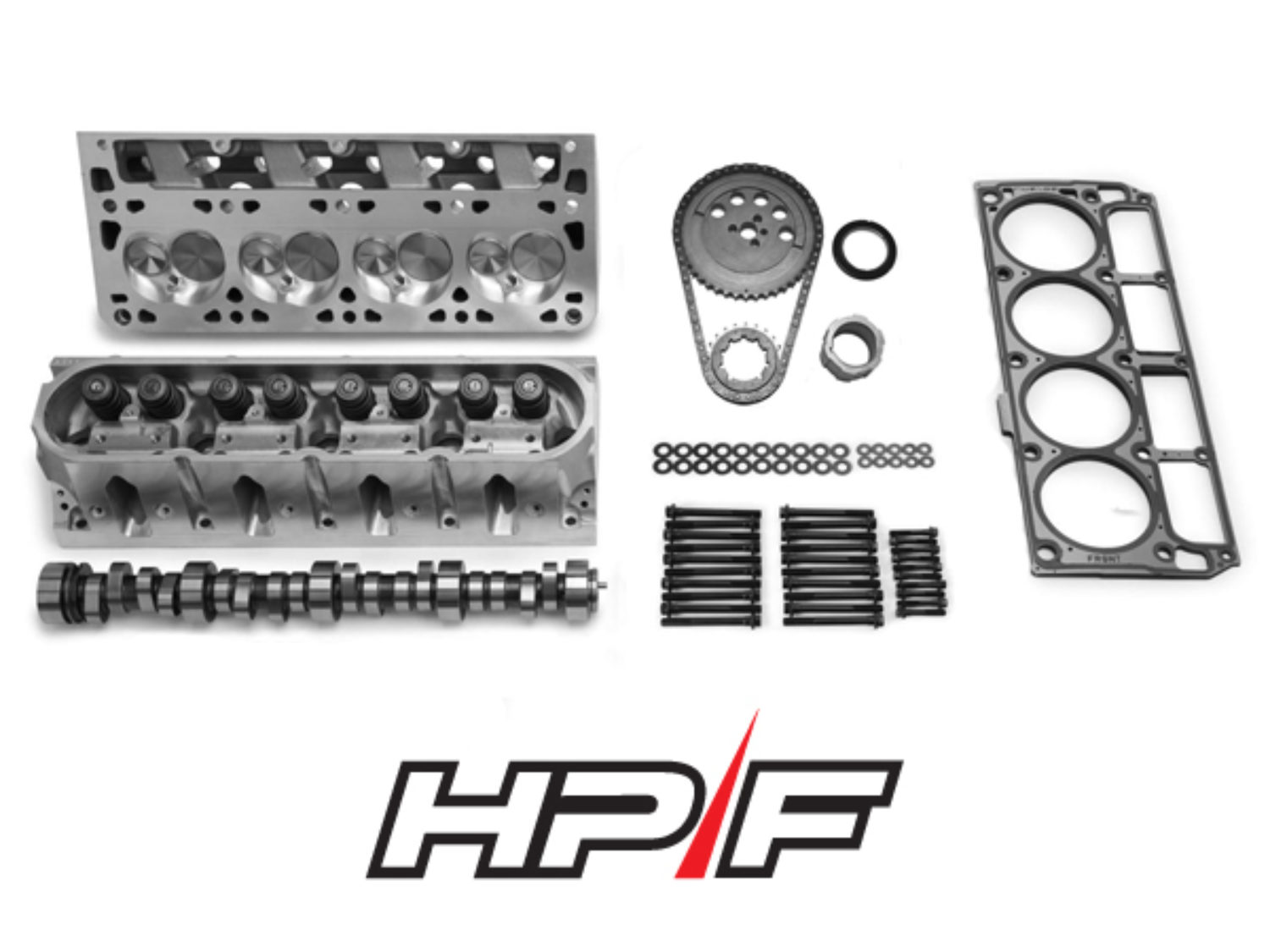 VT-VZ V8 Head & Cam Package - VT-VZ V8 | HPF Head & Cam