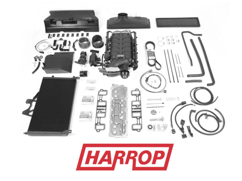 HSV & VE-VFII | 6 0LT & 6 2LT | Harrop Supercharger Package - VE 6 0LT |  VFII / HSV LS3 | FDFI2300
