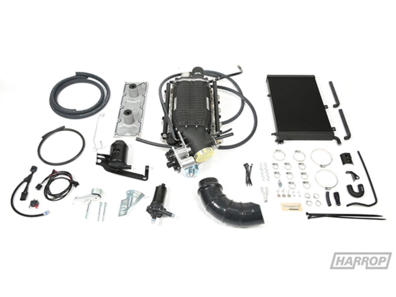 VY-VZ V8 | Harrop Supercharger Package - VT-VZ V8 | HTV2300