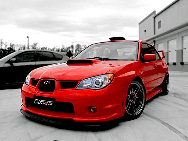 Subaru STi Products