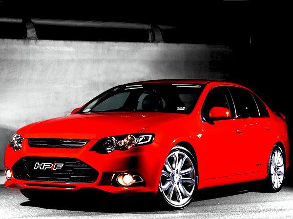FG/G6E/FGX XR6 Turbo | HPF Stage 3 - FG/G6E/FGX XR6 Turbo | HPF Stage 3 |  375kW