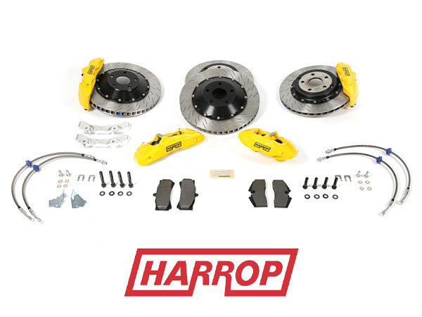 Ford Harrop Monster Brakes