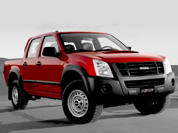 4X4/SUV Isuzu Products