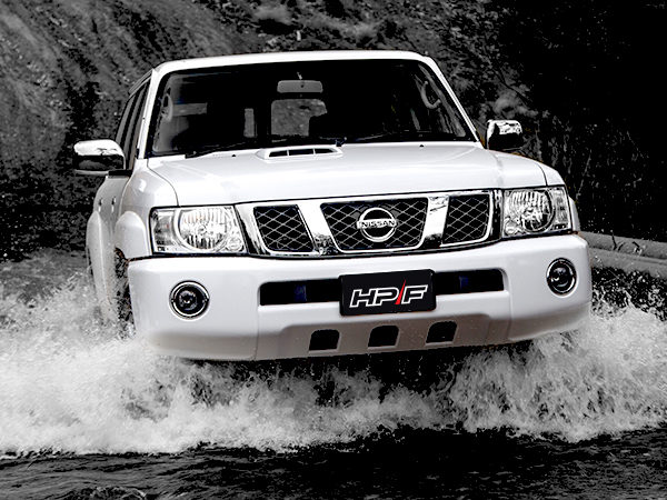 4X4/SUV Nissan Products