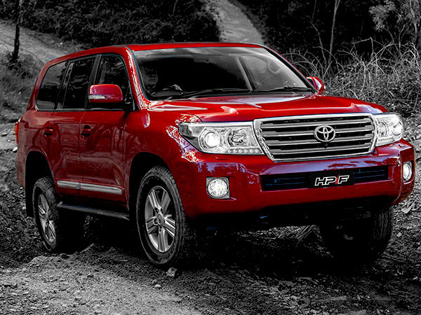 4X4/SUV Toyota Products
